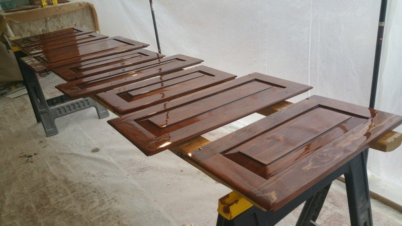 Cabinet Refinishing and Restoration in Boise & Coeur D'Alene